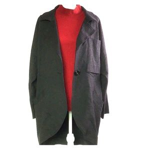 Cabi Black Cardigan /Jacket Size L